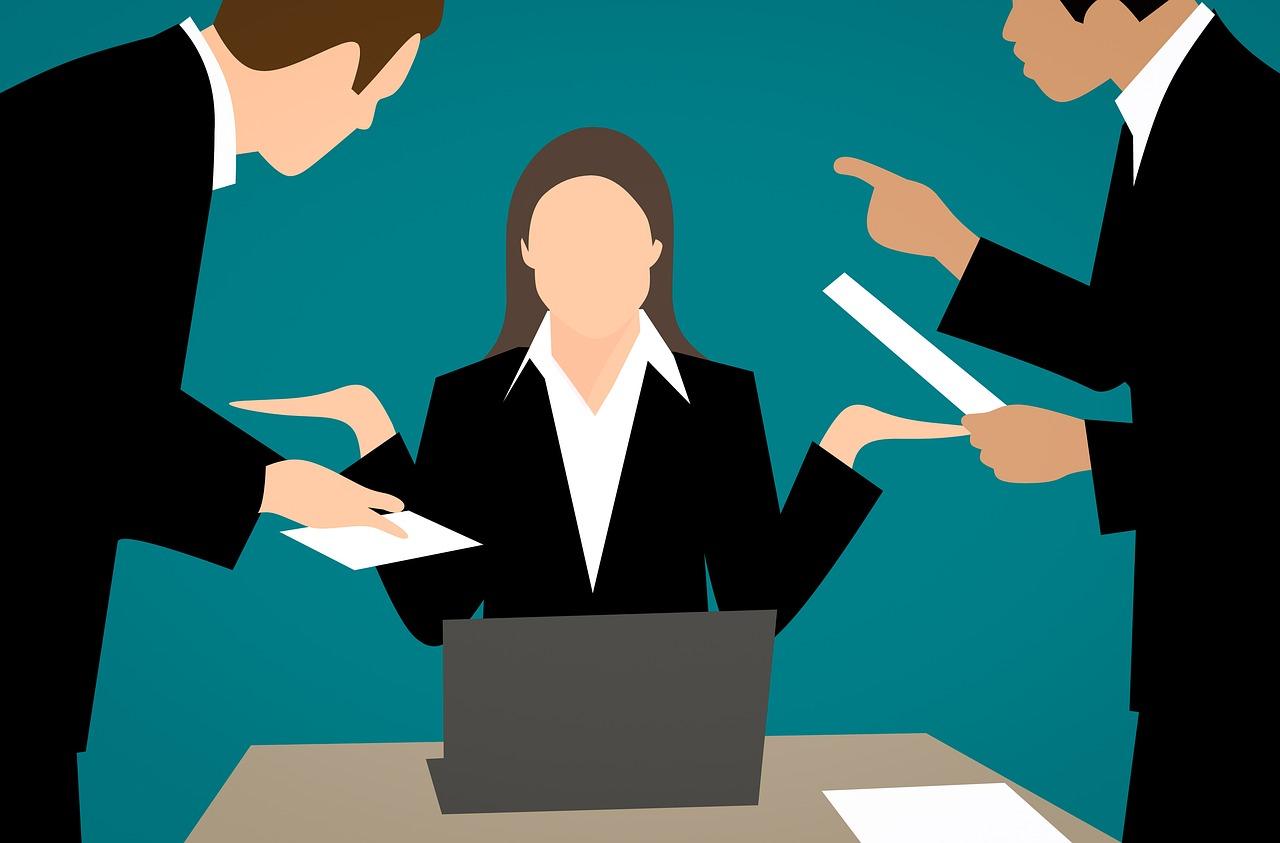 Harcèlement et mal être au travail: que faire?
