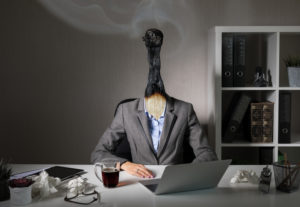 Comment prévenir le burnout quand on est chef d'entreprise?