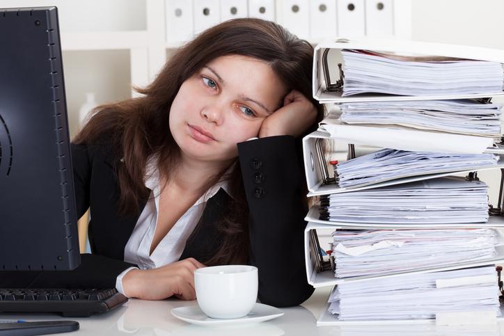 Le stress engendre un taux vibratoire faible comment réagir
